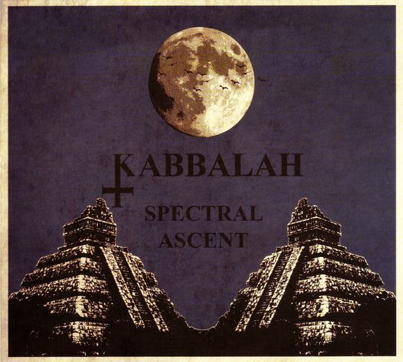 Kabbalah - Spectral Ascent (CD)