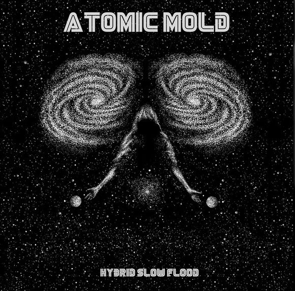 Atomic Mold - Hybrid Slow Flood (WHITE) (LP)