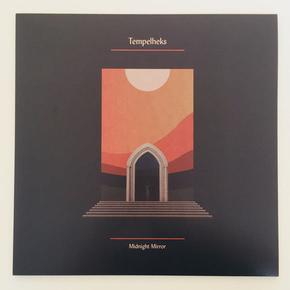 Tempelheks - Midnight Mirror (LP) (CLEAR)