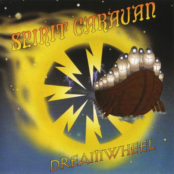 Spirit Caravan - Dreamwheel (CD)