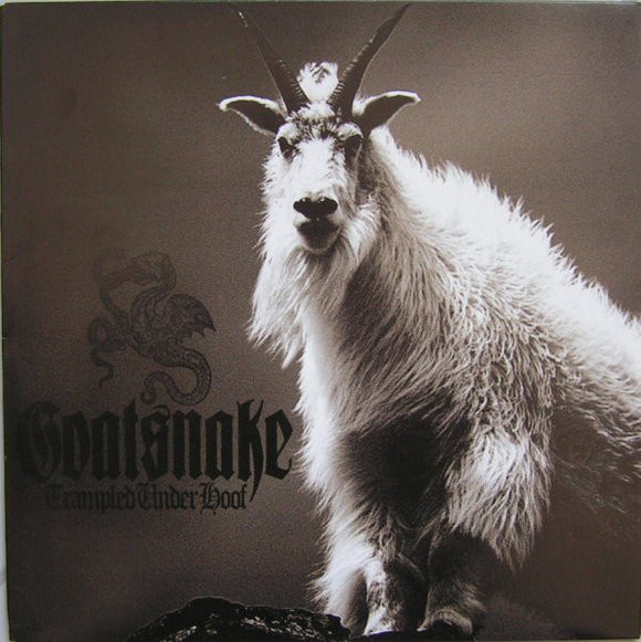 Goatsnake - Trampled Under Hoof (CLEAR) (EP) (LP)