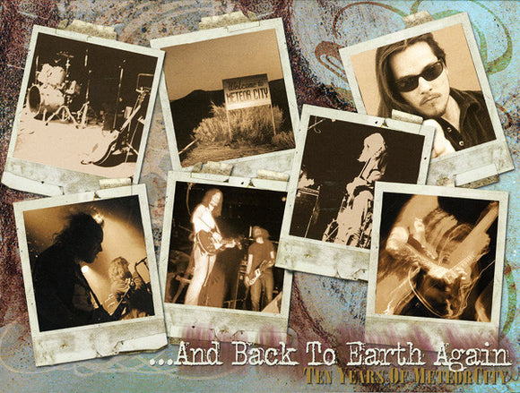 Various Artists - ...And Back To Earth Again. Ten Years Of MeteorCity (CD)