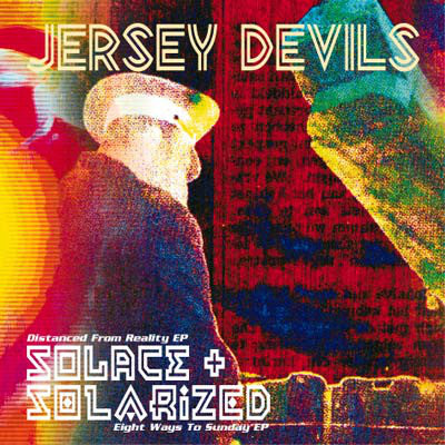 Solace VS Solarized - Jersey Devils Split (CD)