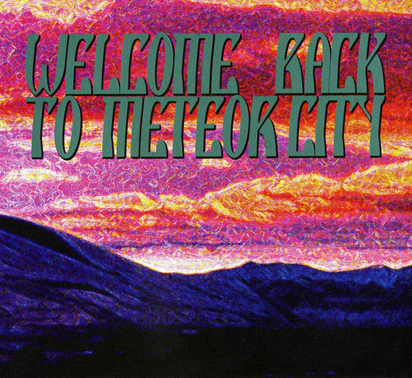 Various Artists - Welcome Back To MeteorCity (CD)
