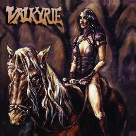 Valkyrie - Self Titled Reissue (CD)