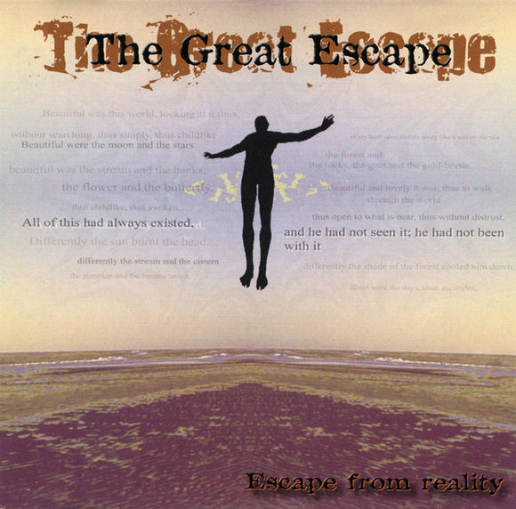 Great Escape, The - Escape From Reality (TRANSPARENT BROWN MARBLE) (2LP)