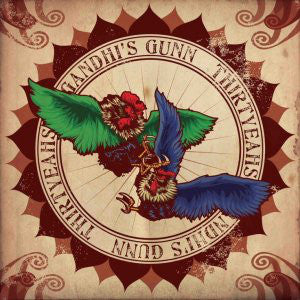 Gandhi's Gunn - THIRTYYEAHS (CD)