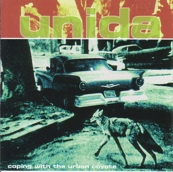 Unida - Coping With The Urban Coyote (CD)