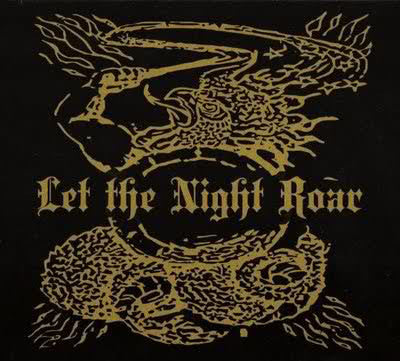 Let The Night Roar - Self Titled (CD)