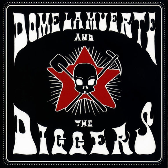 Dome La Muerte And The Diggers - Self Titled (CD)