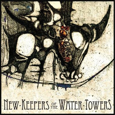 New Keepers Of The Water Tower - The Chronicles Of Iceman (WHITE) (LP)