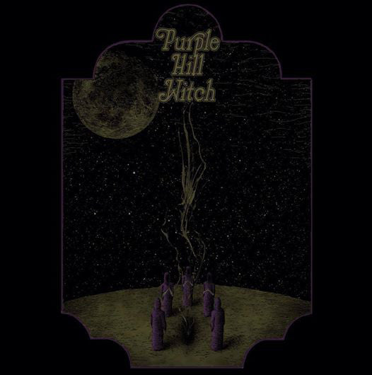 Purple Hill Witch - Self Titled (CD)