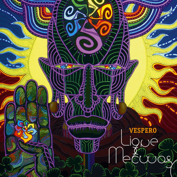 Vespero - Lique Mekwas (CD)