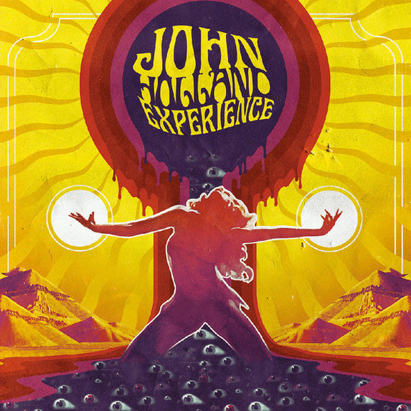 John Holland Experience - Self Titled (CD)
