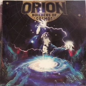 Orion - Builders Of Cosmos (CD)