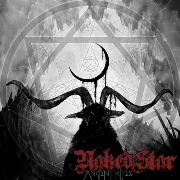 Naked Star - Ancient Rites (CD)