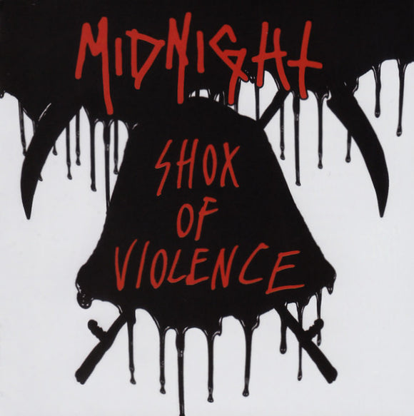 Midnight - Shox Of Violence (CD)