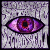 Clouds Taste Satanic - Second Sight (LP) (DEEP PURPLE W/ SILVER MERGE)