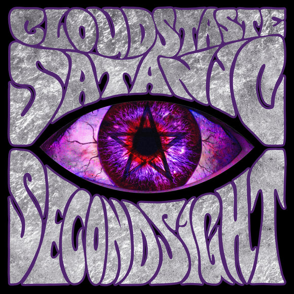Clouds Taste Satanic - Second Sight (CD)