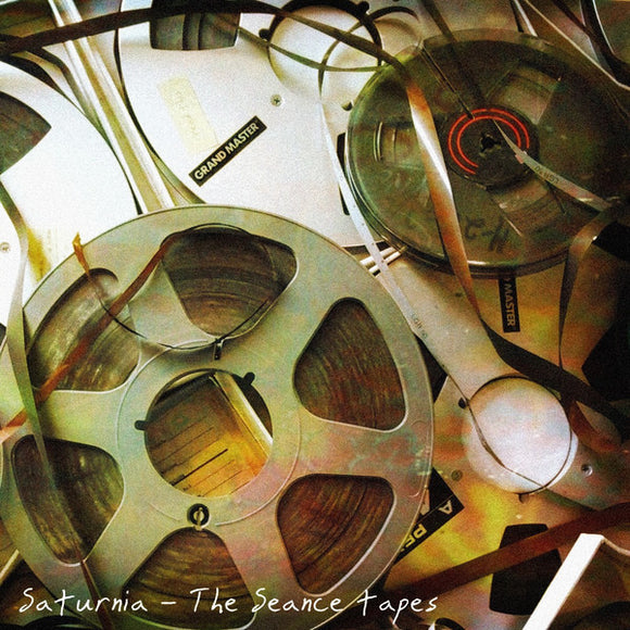 Saturnia - The Seance Tapes (YELLOW) (2LP)