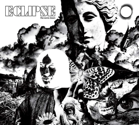 Sonic Dawn, The - Eclipse (SILVER) (LP)