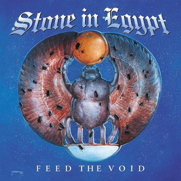 Stone In Egypt - Feed The Void (BLUE) (LP)