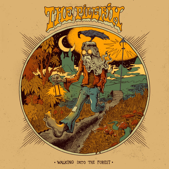 The Pilgrim - Walking Into The Forest (LP)
