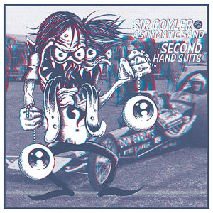 Sir Coyler And His Asthmatic Band - The Second Suits (10 INCH)