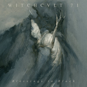 Witchcvlt 71 - Blessings In Black (TRANSPARENT RED) (LP)