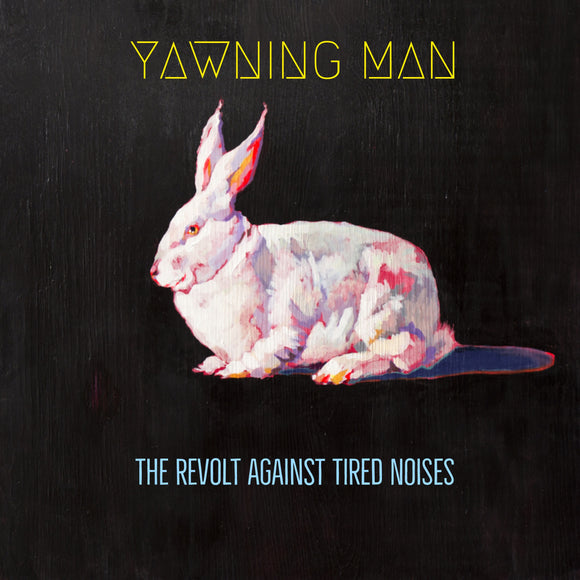 Yawning Man - The Revolt Against Tired Noises (RED/CLEAR BLUE) (LP)
