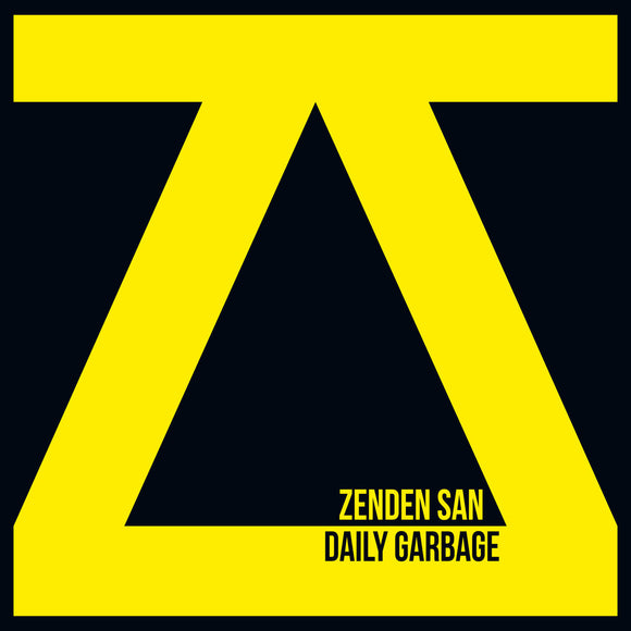 Zenden San - Daily Garbage (CD)