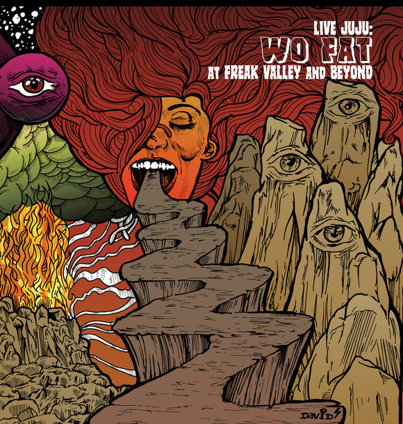 Wo Fat - Live JuJu: Freak Valley And Beyond (CD)