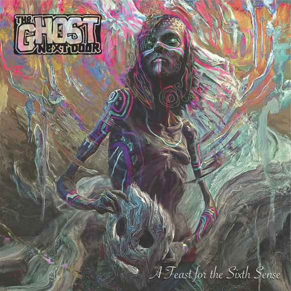 Ghost Next Door, The - A Feast For The Sixth Sense (CD)