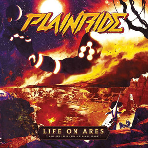 Plainride - Life On Ares (CD)