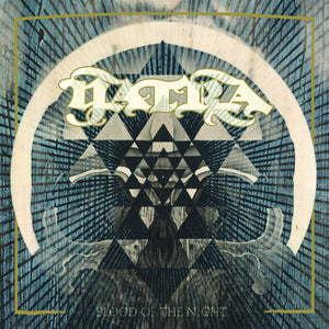Yatra - Blood Of The Night Band Edition (LP) (BLUE/WHITE SPLATTER)