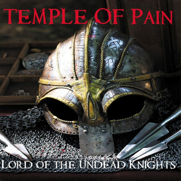 Temple Of Pain - Lord Of The Undead Knights (LP)