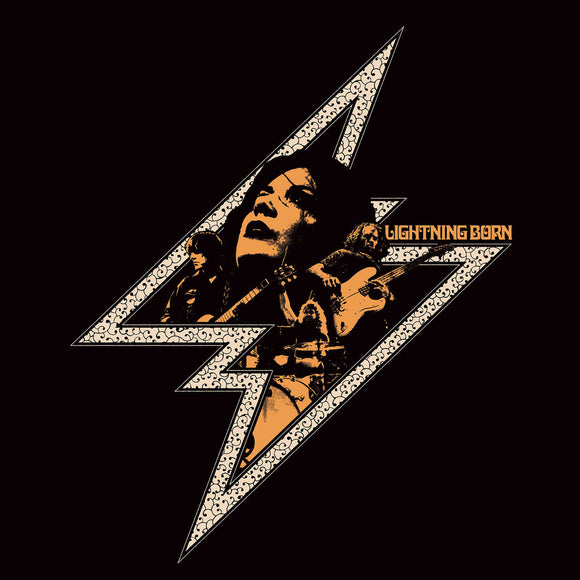 Lightning Born - Self Titled (CD)