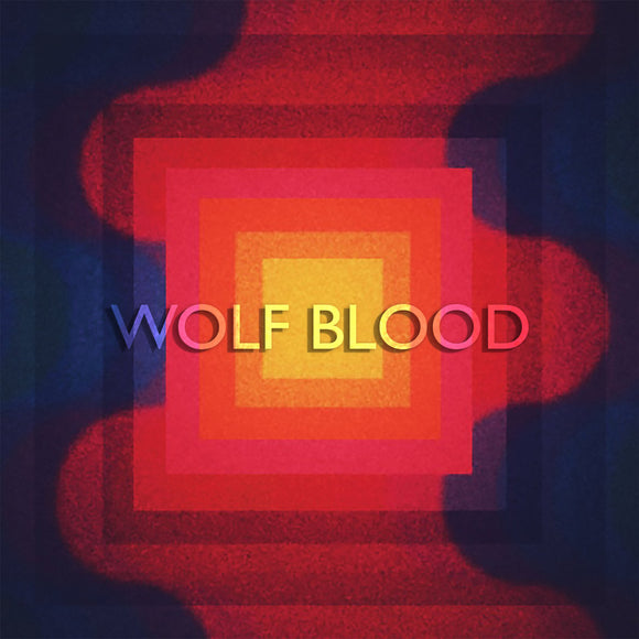 Wolf Blood - II (LP) (MAGENTA / BLUE / BLACK)