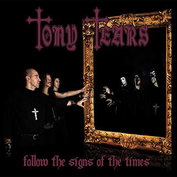 Tony Tears - Follow The Sign Of The Times (CD) (MINI LP CASE)
