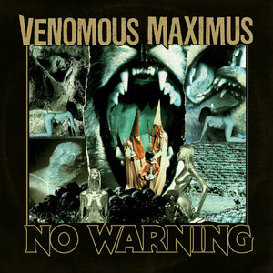 Venomous Maximus - No Warning (LP) (COLOR)