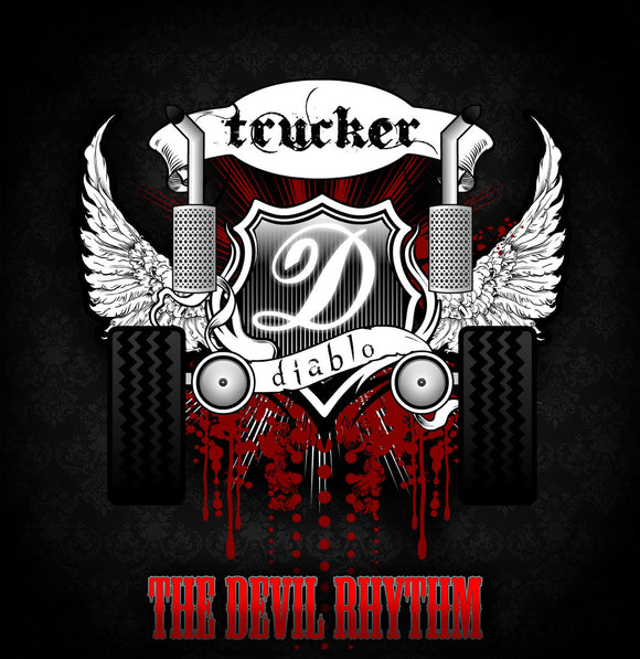Trucker Diablo - The Devil Rhythm (CD)