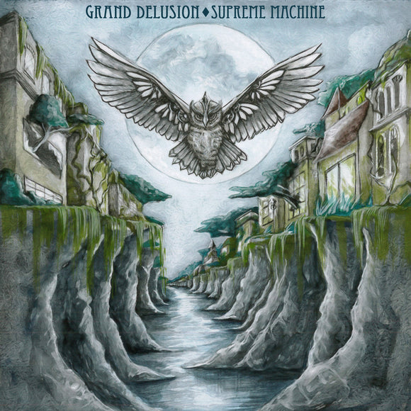 Grand Delusion - Supreme Machine (CD)