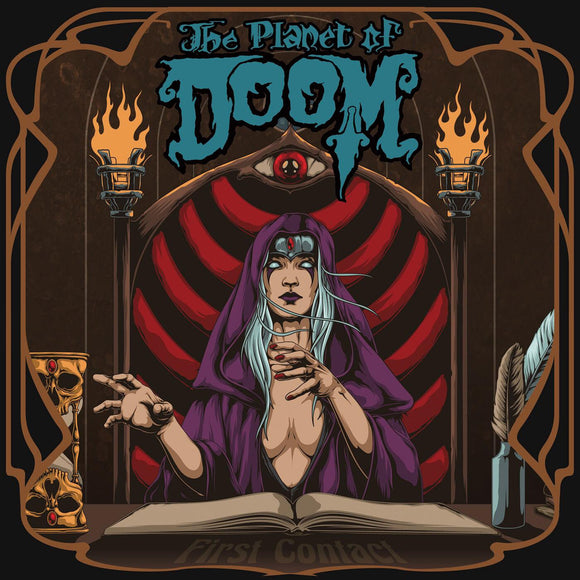 Planet Of Doom, The (Various Artists) - First Contact EP (CD) (EP)