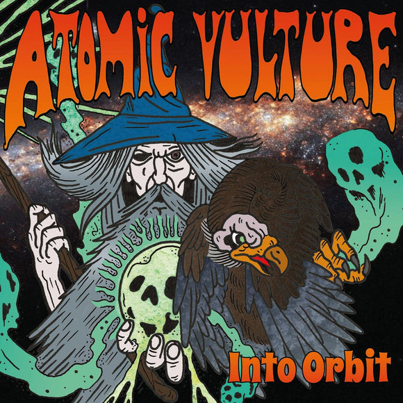 Atomic Vulture - Into Orbit (CD)