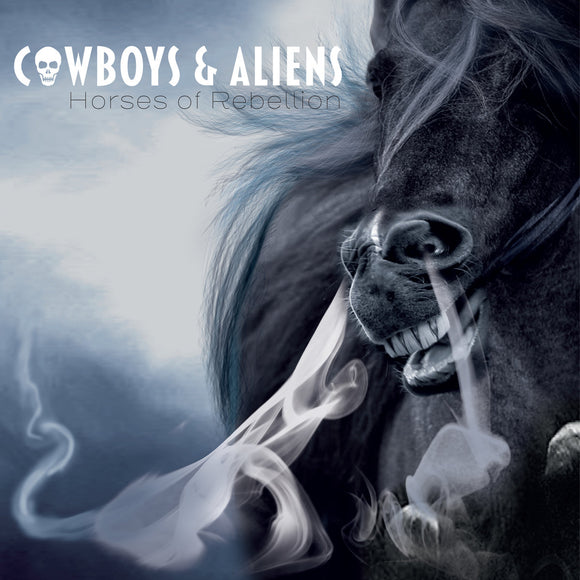 Cowboys & Aliens - Horses Of Rebellion (LP)
