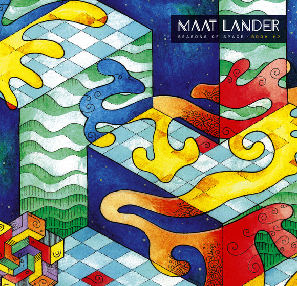 Maat Lander - Seasons Of Space : Book #2 (CD)