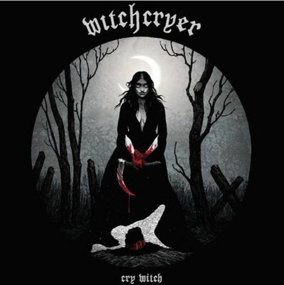 Witchcryer - Cry Witch (CD)