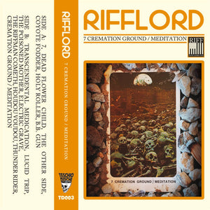 Rifflord - 7 Cremation Ground / Meditation (CASS)