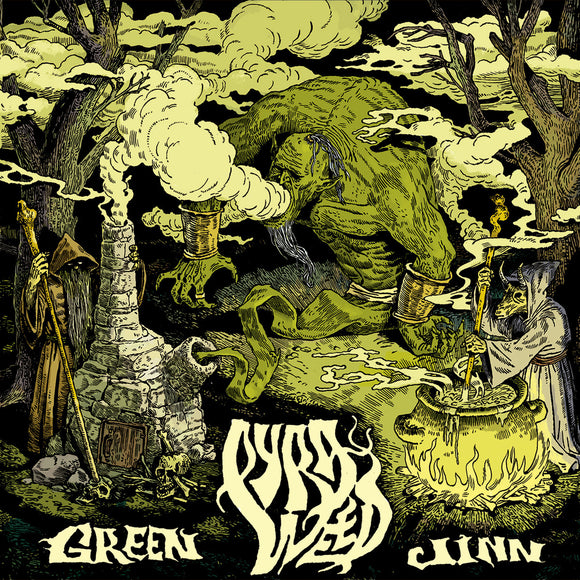 Pyraweed - Green Jinn Robust Edition (CD)
