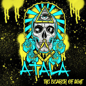 Atala - The Bearer Of Light (LP) (BLUE W/ BLACK SPLATTER)